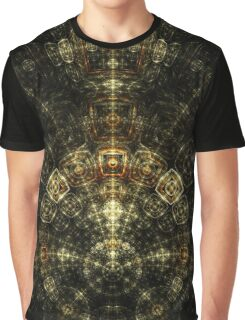 Matrix - Abstract Fractal Artwork Graphic T-Shirt