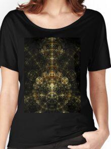 Matrix - Abstract Fractal Artwork Women's Relaxed Fit T-Shirt