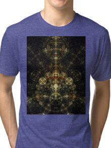 Matrix - Abstract Fractal Artwork Tri-blend T-Shirt