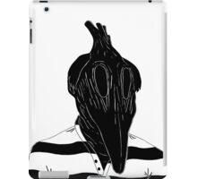 Beetlejuice Adam iPad Case/Skin