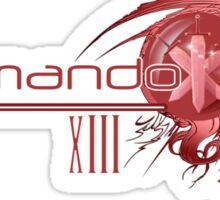 FFXIII Commando Sticker
