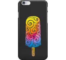 Swirly Popsicle iPhone Case/Skin