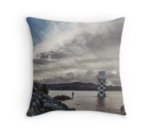 In Our Time, In Our Space Throw Pillow