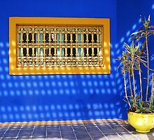 Majorelle Blue by GypsySoulImages
