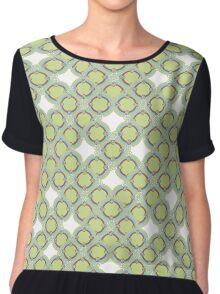 Abstract seamless pattern ornament Chiffon Top
