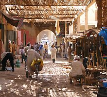 Rissani Markets by GypsySoulImages