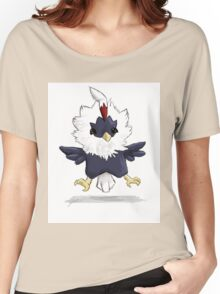 Rufflet Women's Relaxed Fit T-Shirt