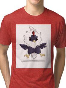 Rufflet Tri-blend T-Shirt