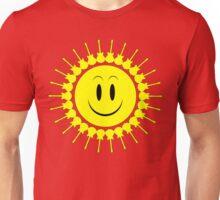 Yellow guitars sun Unisex T-Shirt