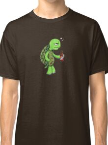 Bad Day Turtle Classic T-Shirt