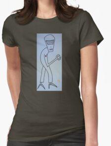 """Robot in High Heels"" by Richard F. Yates T-Shirt"