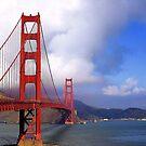 Golden Gate  by Rosalee Lustig