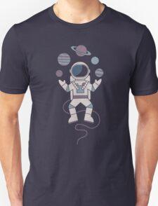 The Juggler Unisex T-Shirt