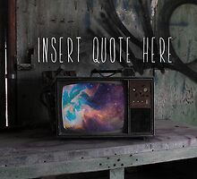 Insert Quote Here by lizzielizabeth