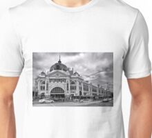 Flinders Street Melbourne Unisex T-Shirt