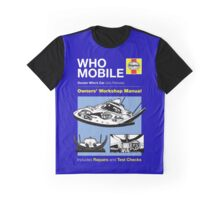 Haynes Manual - Whomobile - T-shirt Graphic T-Shirt