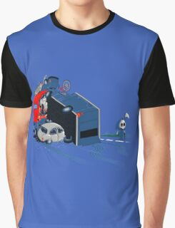 hitch-hicking Graphic T-Shirt