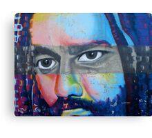 Bob Marley mural, Berlin Wall Canvas Print