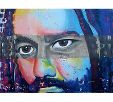 Bob Marley mural, Berlin Wall Photographic Print