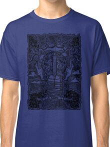 Rebirth - Black & White Classic T-Shirt