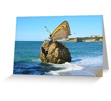 Product Of France Greeting Card