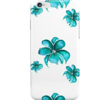 WatercolorFlowersPattern iPhone Case/Skin