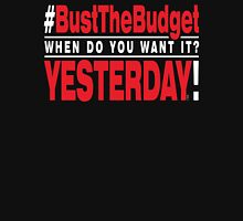 Bust The Budget - T-shirt - red Unisex T-Shirt