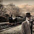 Days gone by ! by Irene  Burdell