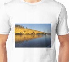 Murray River cliffs 2 Unisex T-Shirt