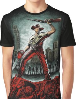 Army Of Walkers Graphic T-Shirt