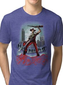 Army Of Walkers Tri-blend T-Shirt