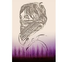 The Walking Dead / Daryl Dixon Photographic Print