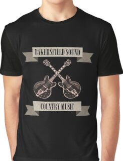 Bakersfield sound Graphic T-Shirt