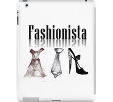 Fashionista iPad Case/Skin