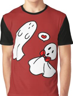 Love Ghosts Graphic T-Shirt