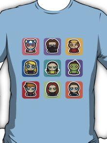 powerpuff hero icon T-Shirt