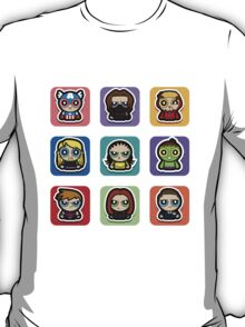 powerpuff hero icon T-Shirt