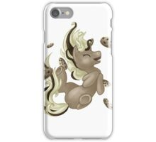 Raining cookies and pony iPhone Case/Skin