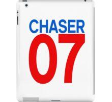 Chaser07 iPad Case/Skin