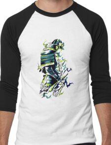 Splash Warrior Men's Baseball ¾ T-Shirt