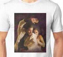 Climax of emotion flamenco Unisex T-Shirt