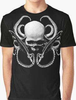 Cthulhu Noir | The Alchemist Graphic T-Shirt
