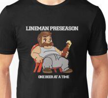 Lineman Preaseason Shirt Unisex T-Shirt