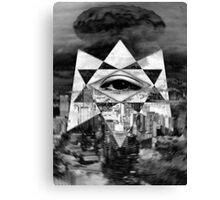 Lost Bombs Canvas Print