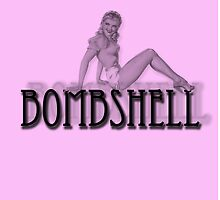 Bombshell pinup by AnchorArt