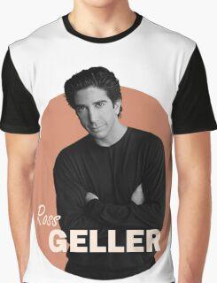 Ross Geller - Friends Graphic T-Shirt