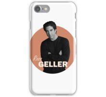 Ross Geller - Friends iPhone Case/Skin