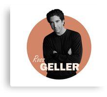 Ross Geller - Friends Canvas Print