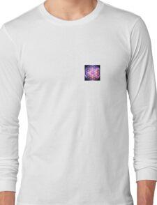 Flower Heart Long Sleeve T-Shirt