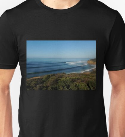 Bells Beach, Victoria, Australia. May 2014. Unisex T-Shirt